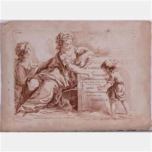JeanFrancois Janinet 17521814 After Pierre Thomas