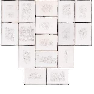 Conrad Martin Metz 17491827 Figures from The Last