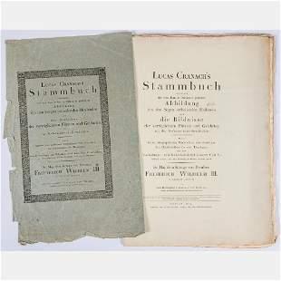 Mechel Christian von 17371818 Lucas Cranachs