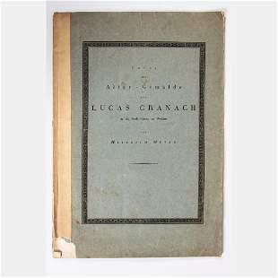 Meyer Heinrich 18001873 Ueber die AltarGemalde