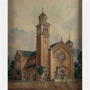 William C Jansen 18711933 St John Nepomucenes