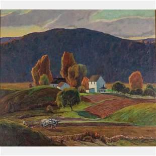 George G. Adomeit (American/German, 1879-1967)