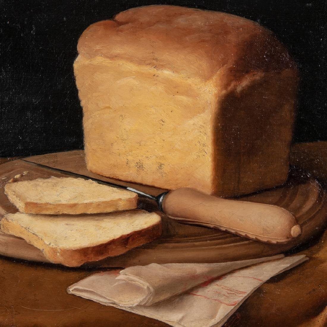 Artist Unknown (American, 19th Century) Still Life with - 4