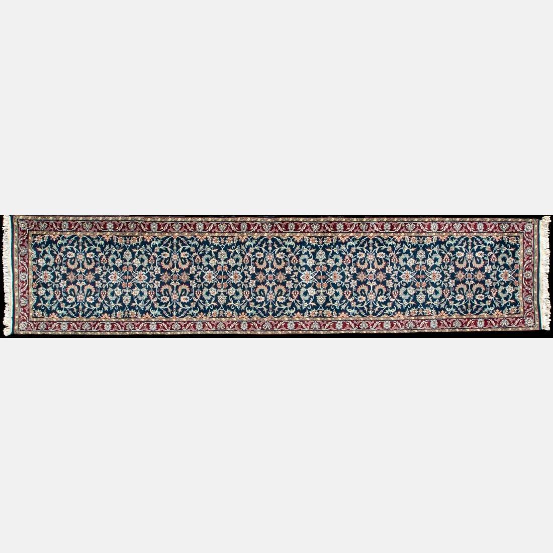 A Persian Wool Runner, 20th Century,