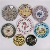 A Miscellaneous Collection of Contemporary Ceramic