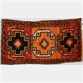 An Antique Turkish Village Wool Rug, Early 20th