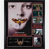 The Silence of the Lambs Autographed Movie Poster
