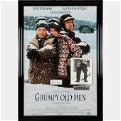 A Grumpy Old Men Movie Poster