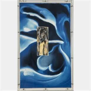 Artist Unknown 20th Century Topo Lithograph
