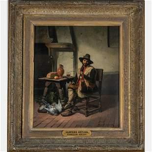 David Emile Joseph De Noter 18181892 Hunters