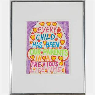 Les Levine b 1935 Every Child Has Been Our Parents