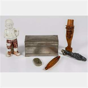 A Miscellaneous Collection of Decorative Items