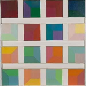 Edwin Mieczkowski (1929-2017) Untitled, Rack Series