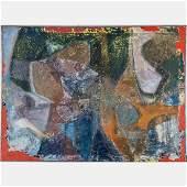 Julian Stanczak (1928-2017) Untitled, Acrylic on