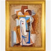 Alexander Corazzo (French/American, 1908 - 1971)