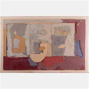 Tom Balbo (American, b. 1954) Untitled, Handmade cast