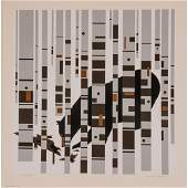 Charles Harper (American, 1922-2007) Bear in the