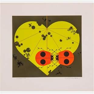 Charles Harper (American, 1922-2007) Lady Bug Lovers,