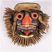 An African Guere Mask, Ivory Coast, 20th Century,