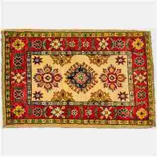 An Afghani Persian Tabriz Wool Rug, 20th Century.