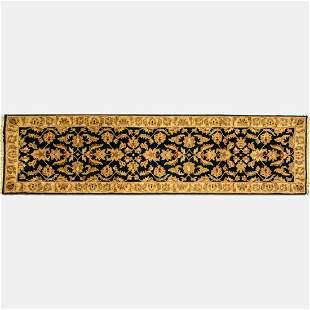 An Indo Persian Tabriz Wool Runner, 21st Century.