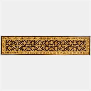 Pakistani Persian Tabriz Wool Runner
