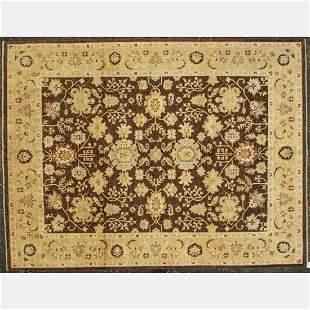 Pakistani Persian Tabriz Wool Rug
