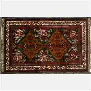Persian Balouch Wool Rug