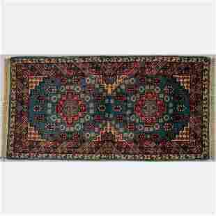 Sino Persian Tabriz Wool Rug