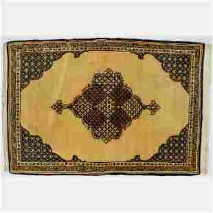 Persian Qum Silk Blend Rug