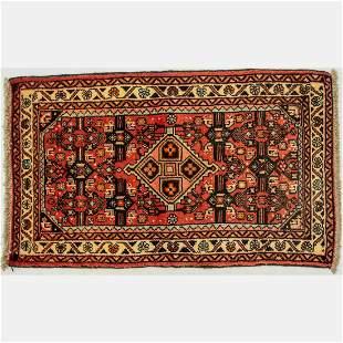 Persian Malayer Wool Rug