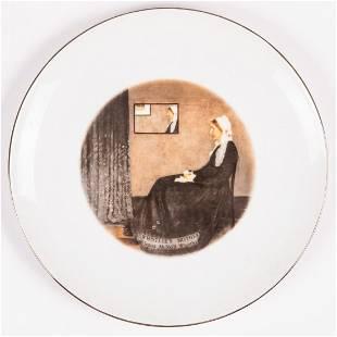 Howard Kottler, (American, 1930-1989), Whistler's