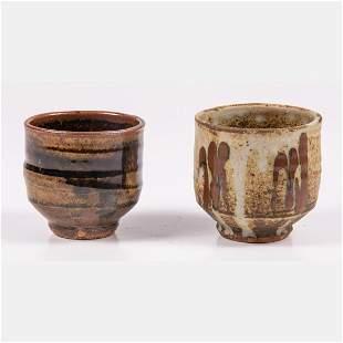 Two Warren Mackenzie (1924-2018) Studio Pottery Tea