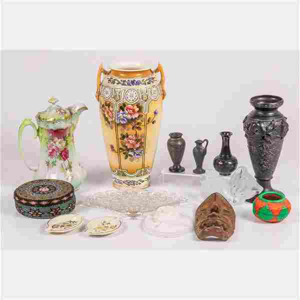 A Miscellaneous Collection of Mexican, Austrian and