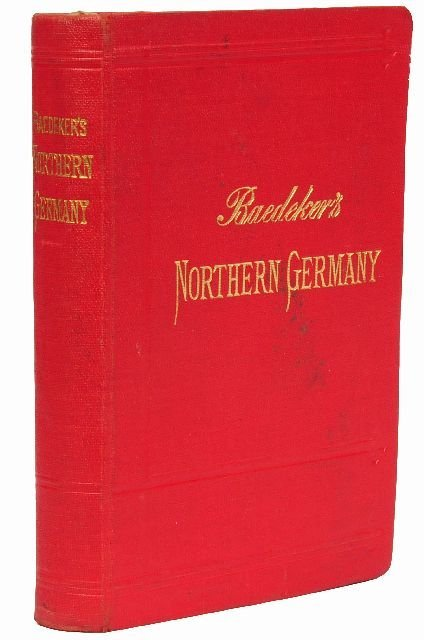 7: BAEDEKER, Karl, publishers. Northern Germany Excludi