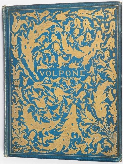 20: BEARDSLEY, Aubrey, illustrator (1872-1898). JONSON,