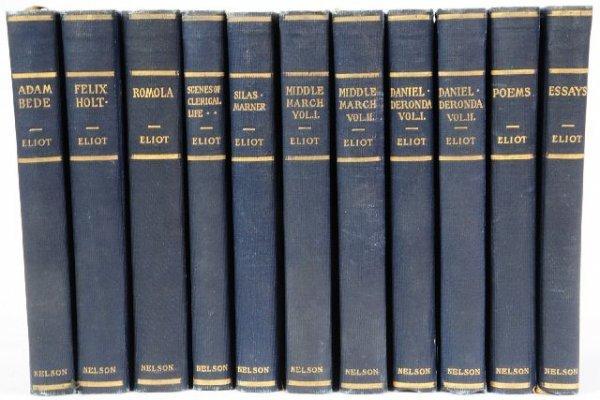 46: ELIOT, George [pseudonym of Marian Evans (1819-1880