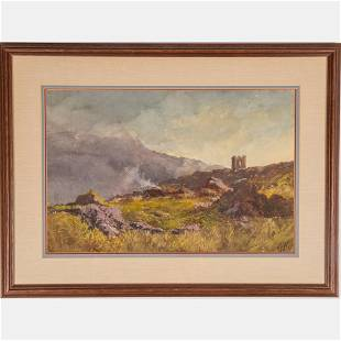 W. H. Pasley (British,1900-1979) Scottish Highland