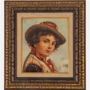 Konstantin Johannes Franz Cretius (German, 1814-1901)