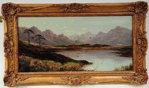 5: Charles Leslie (British, 1835-1890), Highland Scene