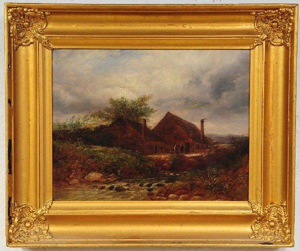20: Ellen Warrington (British, 19th Century), Landscape