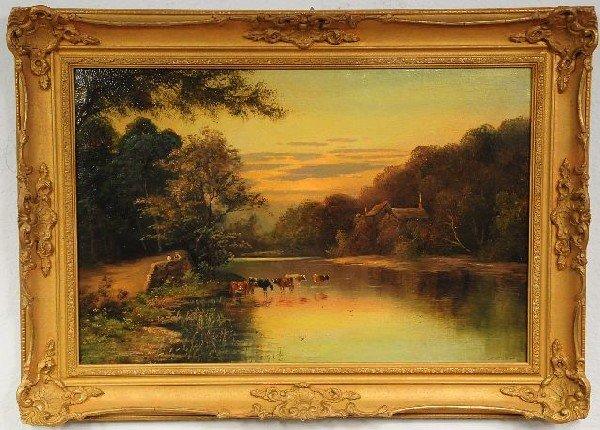 23: C.F. Watson (British, 19th/20th Century), Landscape
