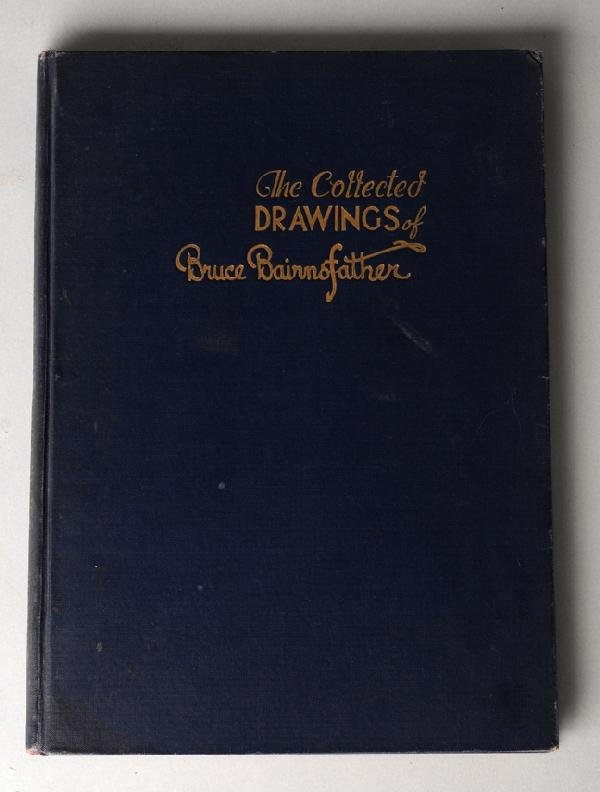 4: BAIRNSFATHER, Bruce (1888-1959). The Collected Drawi