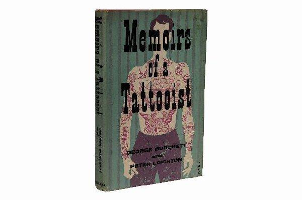 18: BURCHETT, George (1872-1953). Memoirs of a Tattoois