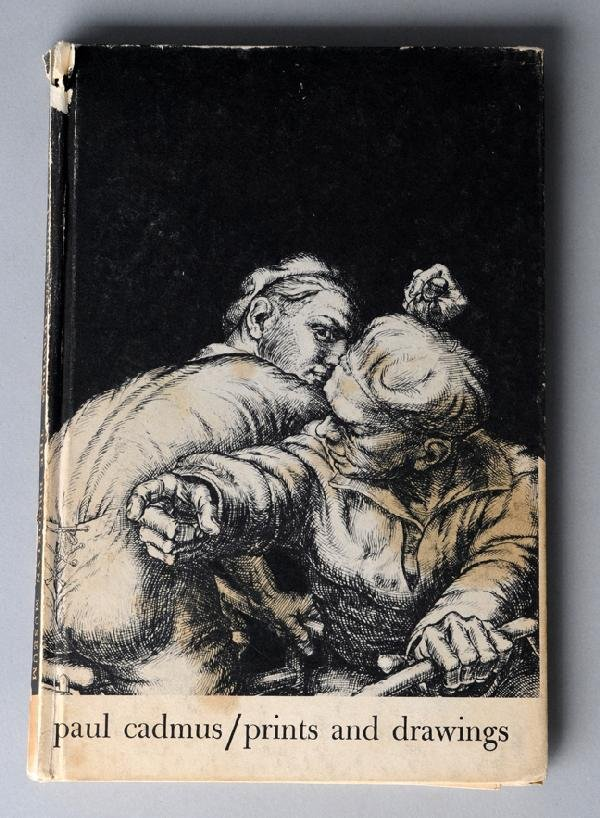23: CADMUS, Paul (1904-1999). Prints and Drawings 1922-