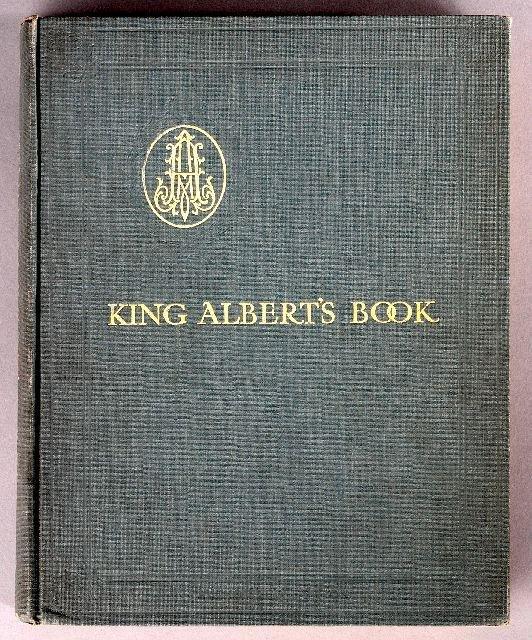 24: CAINE, Hall, editor (20th century). King Albert's B