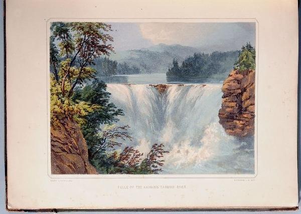 147: WARRE, Henry James, Sir (1819-1898). Sketches in N