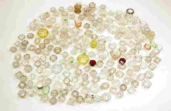 169: A Miscellaneous Collection of Pressed Clear and Co