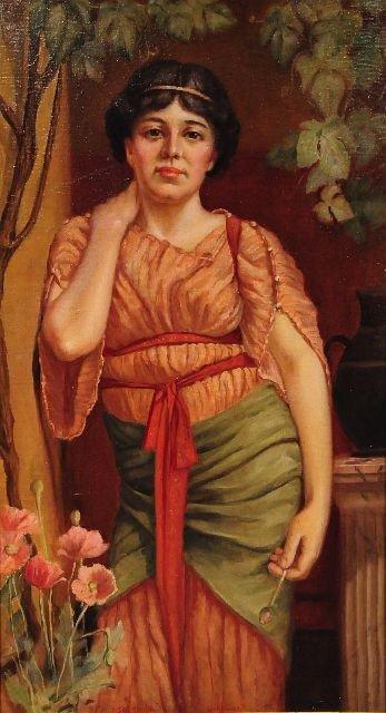 8: After Frederick Goodall, RA (British, 1822-1904), Es