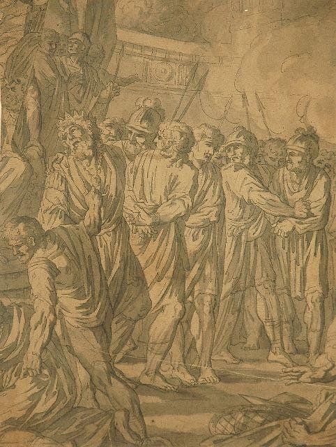 22: Attributed to Raymond de Lafage (1656-1684) Allegor